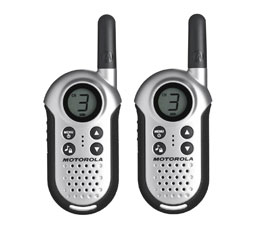 Motorola PMR Twinpack TLKR T4